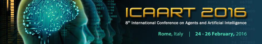 ICAART 2016